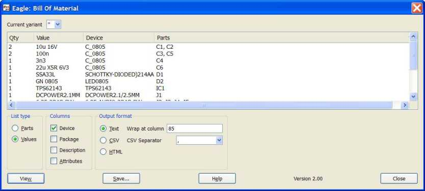 PC Services - Eagle PCB CAD software ULPs